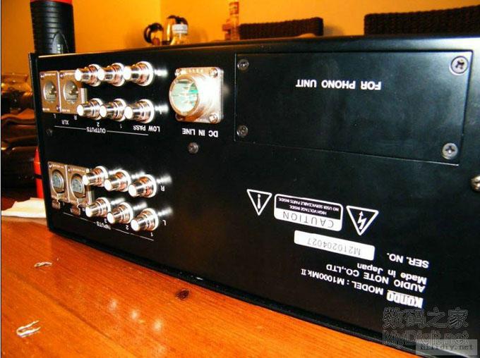 顶级前级KONDO M1000MK2