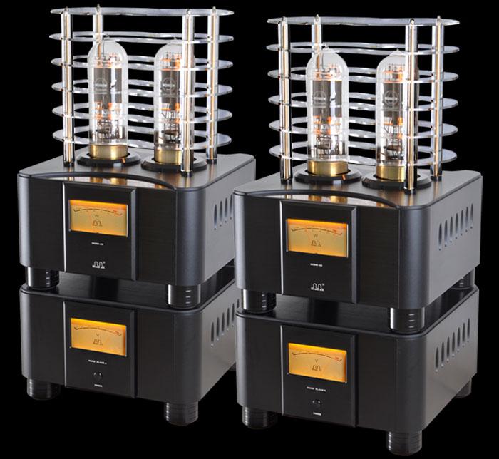 美星MC998-AB(胆尊2号)复刻版西电212电子管单声道后级功放