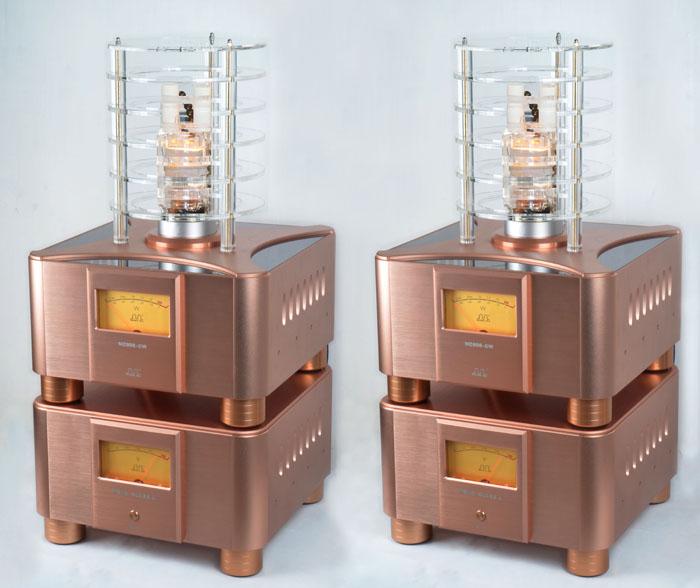 美星胆机MC998-A(胆尊3号)后级电子管单声道后级功放