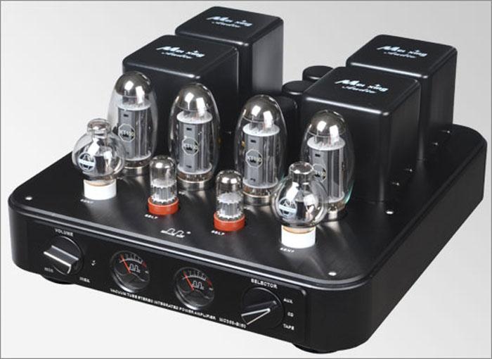 美星MC368-B150大功率合并式兼后级胆机
