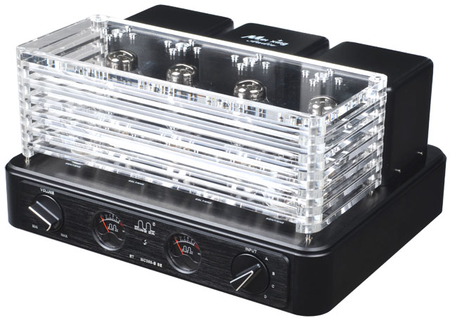美星MC300-A SE合并式功率放大器2014版