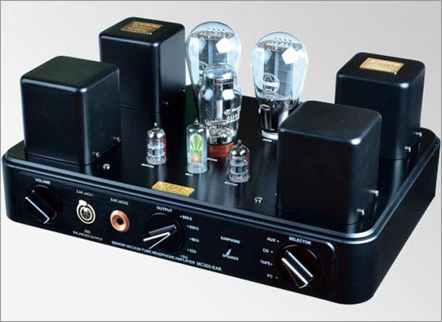 MC300-EAR高级真空管耳放兼合并式功放(甲类)